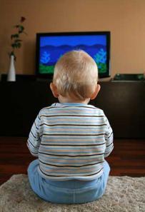 Uticaj televizije na decu