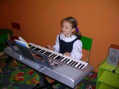 """Kreativna muzička radionica """"Beruška"""""""