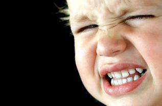 Ispadi besa kod deteta uzrasta od 4 godine