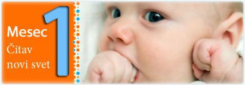 Beba prvi mesec