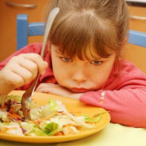 Anoreksija nervoza - poremećaj ishrane kod dece